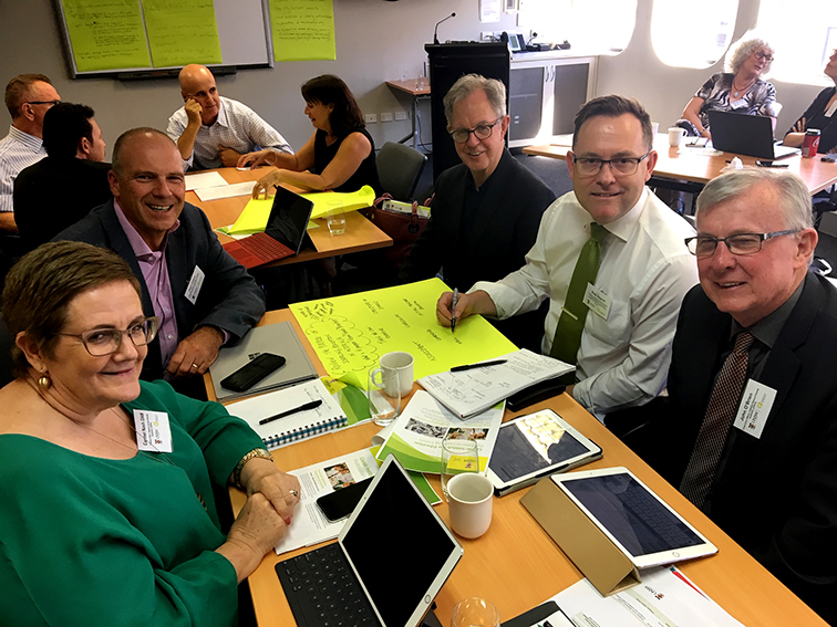 Catholic Education Stakeholders with Andy Hargreaves March 2019 Sydney